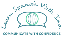 Personal private Spanish tutor & lessons in Lafayette CA | Learn Spanish With Ina Logo